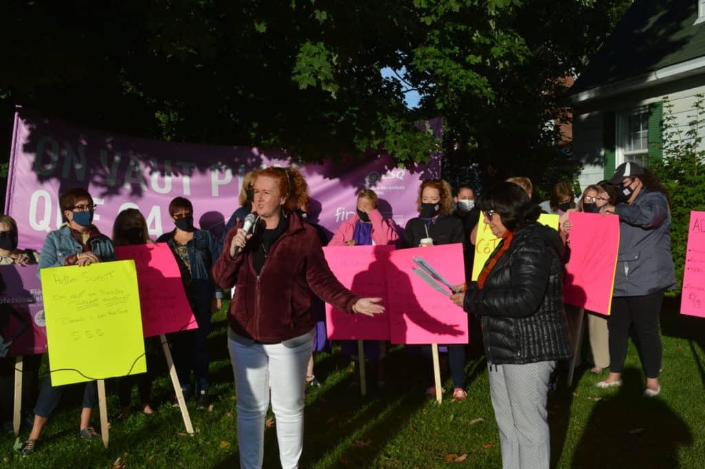 Service éducatif en milieu familial: Des négociations souhaitées avant la grève de septembre